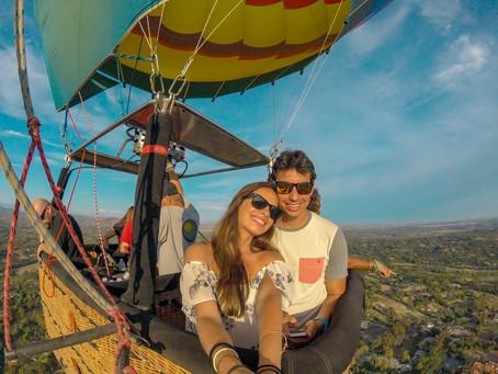 Bucket List: Hot Air Ballooning