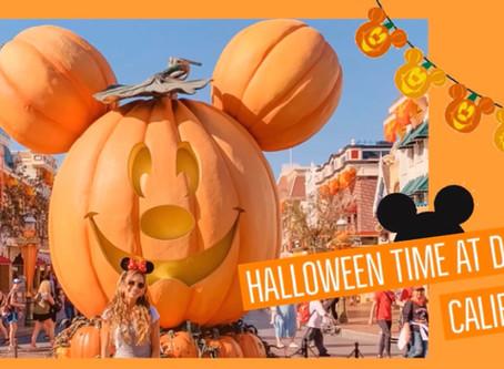 Halloween Time At Disney California