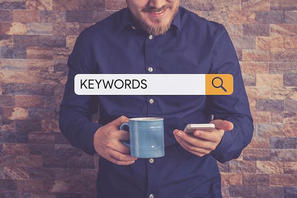 keyword selection process