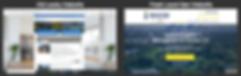 good vs bad websites real estate