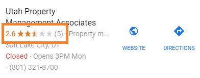 property manager with poor reputation-mi