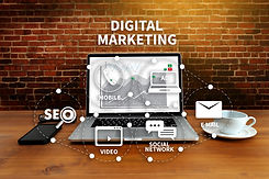 DIGITAL MARKETING new startup project MI