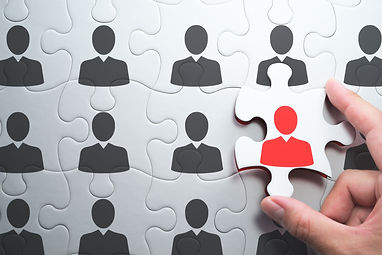 Selecting right people for organization'