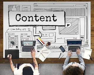Content Blog Create Analyze Optimize Con