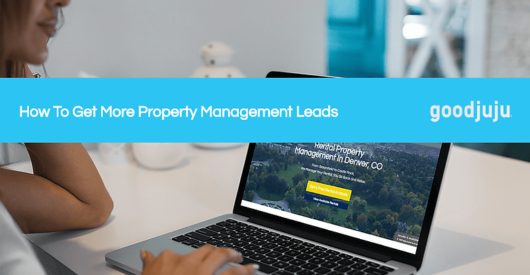 how to get property management leads