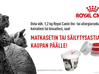 Royal Canin iho- tai allergiaruoka-kampanja