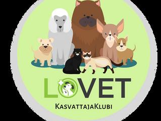 Tervetuloa LOVETin Kasvattajaklubiin!