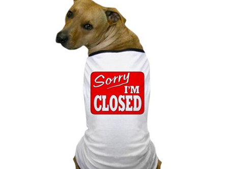 17.10.2019 klinikkamme on suljettu klo 10-14 !