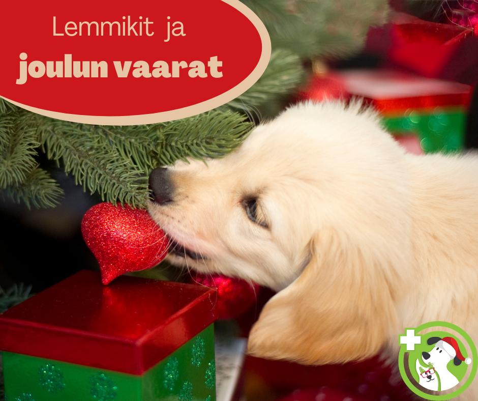 Lemmikit  ja joulun vaarat, LOVET