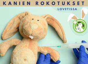 Kanien Rokotukset LOVETissa
