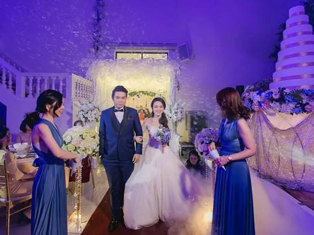 ไอเดียการจัดงานแต่งงาน สไตล์มินิมอล by วิภาวดีพาเลซ