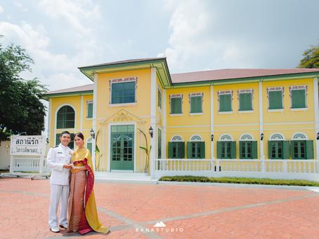 วิภาวดีพาเลซ สถานที่จัดงานแต่งงานสไตล์วัง ที่เดียวในกรุงเทพฯ