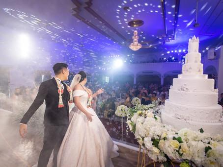 ไอเดียในการจัดสถานที่แต่งงานในสวน by วิภาวดีพาเลซ