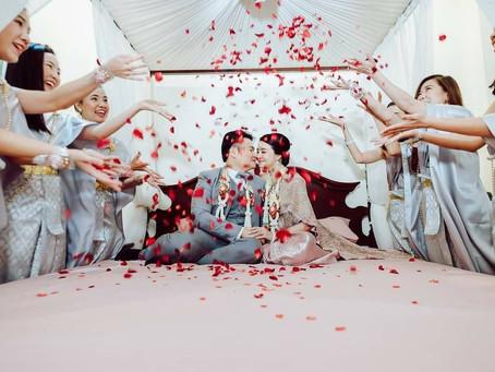 เทคนิคการจัดสถานที่แต่งงานแบบ Outdoor by วิภาวดีพาเลซ
