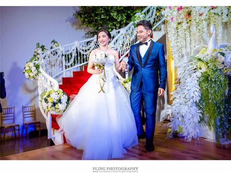 วิภาวดีพาเลซ สถานที่จัดงานแต่งงาน ราคาไม่แพง แต่ได้ครบถ้วน