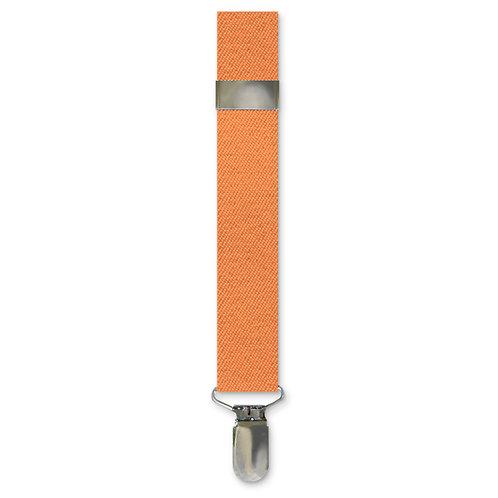 Clip-on Suspenders Warm Tones