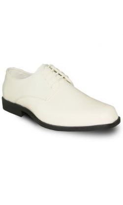 Ivory Tuxedo Shoe