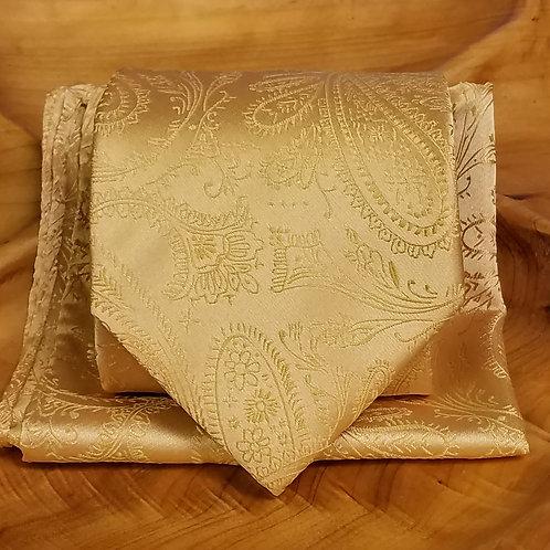 Gold Paisley Gift Set