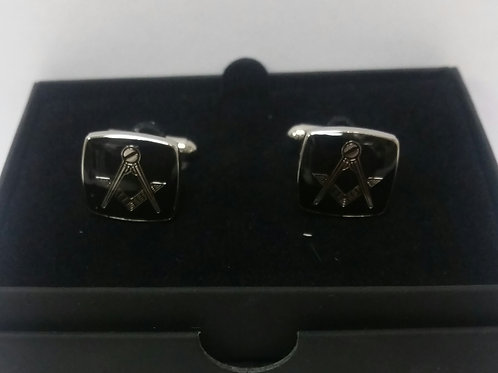 Freemason Square Cufflinks