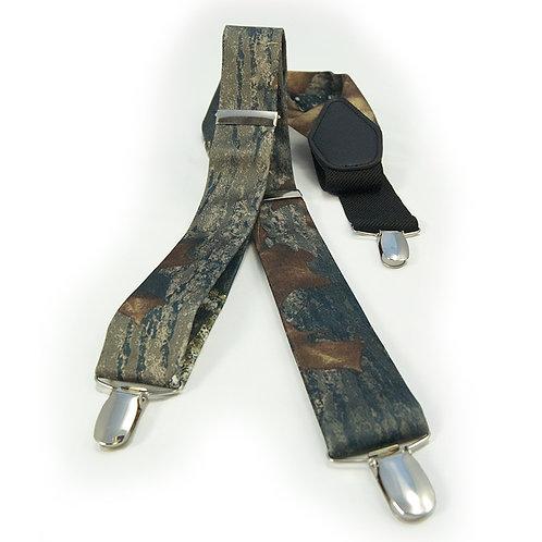 Camo Suspenders