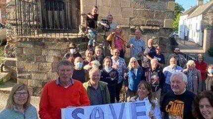 Derby's Heritage Abbey Under Threat of Dereliction!