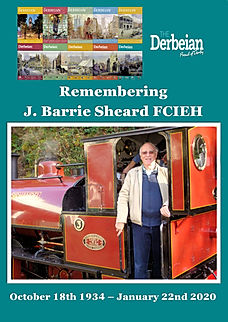 image of Cover for Barrie Sheard T
