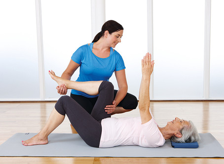 Pilates - Is it for me?