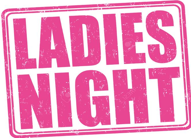 IT'S LADIES NIGHT