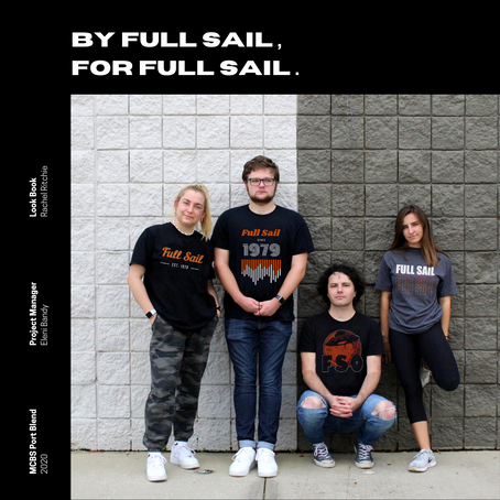 By Full Sail, For Full Sail Look Book