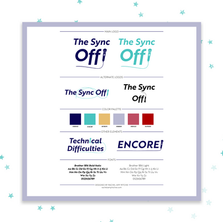 The Sync Off! - Brand Kit