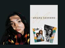 The Signature Series - Ariana Cover Art