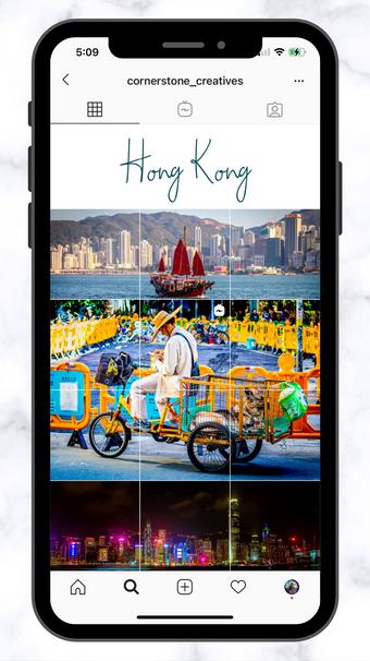 CSC Hong Kong Grid