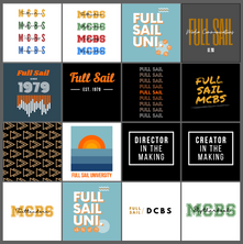 By Full Sail, For Full Sail Designs