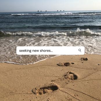 Seeking New Shores IG Post