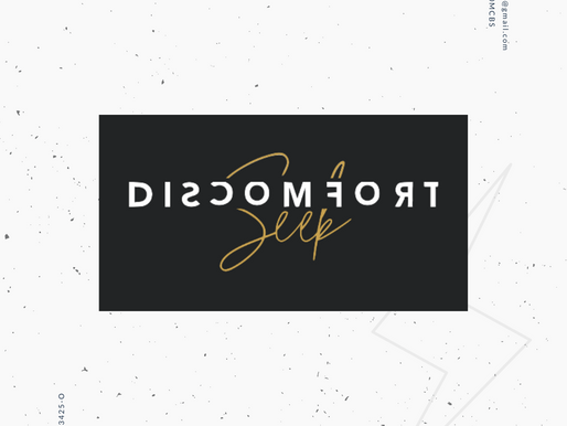 Seek Discomfort  Brand Campaign