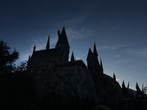 The Shadow of Hogwarts