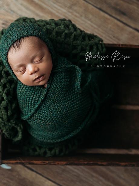 Michael - Newborn Portrait Session   Melissa Rosic Photography, WV Newborn Photographer