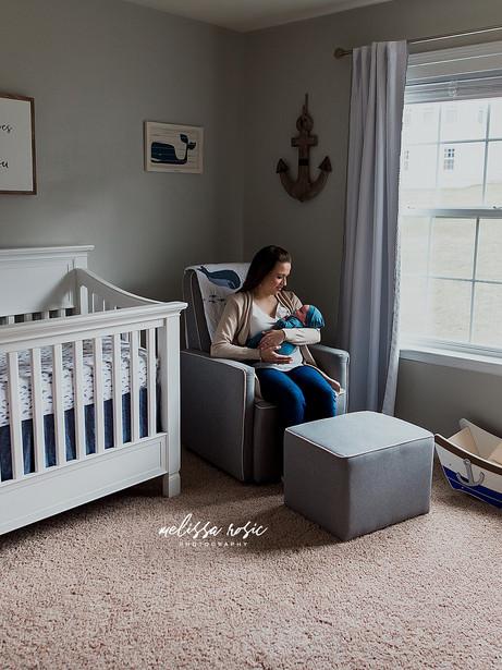 Getz - Family Portrait Session | Melissa Rosic Photography, WV Family Photographer