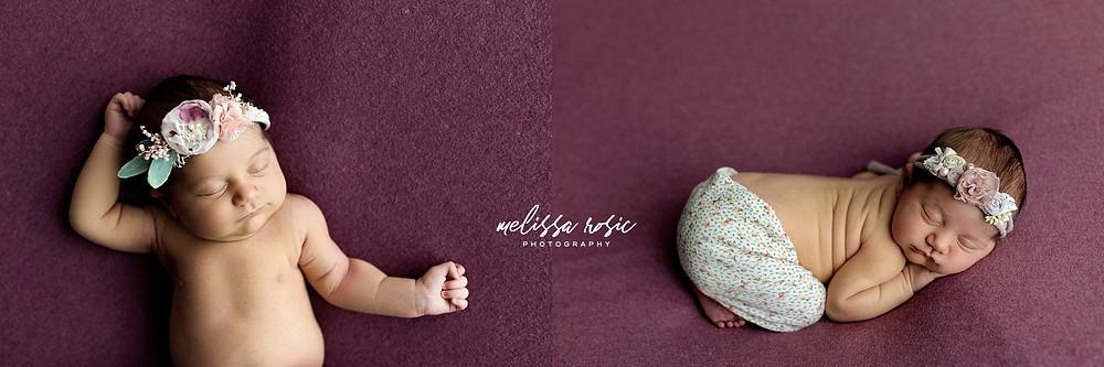Melissa Rosic Photography   WV Newborn Photographer