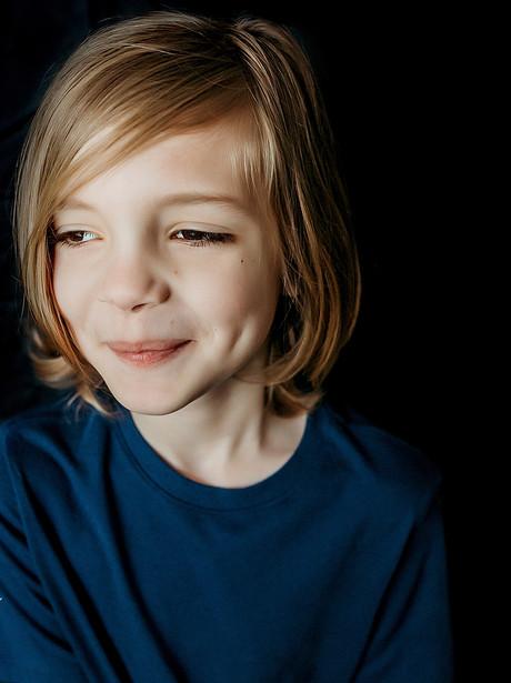 Evan - Personal Portrait | Melissa Rosic Photography, WV Family Photographer