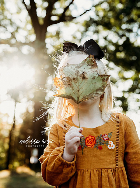 Fall Family Mini Sessions - Day 1 | Melissa Rosic Photography, WV Family Photographer