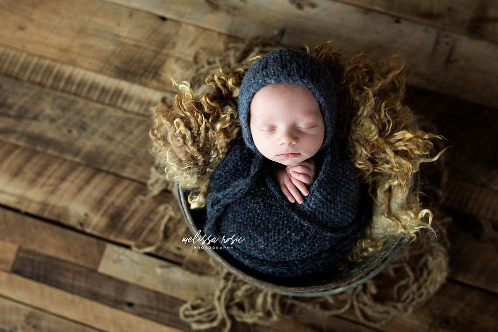 Melissa Rosic Photography | WV Newborn Photographer