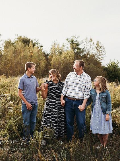 Warner - Family Portrait Session | Melissa Rosic Photography, WV Family Photographer