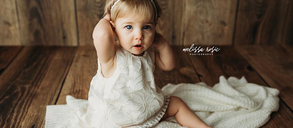 Rowan - Milestone Portrait Session | Melissa Rosic Photography, WV Family Photographer