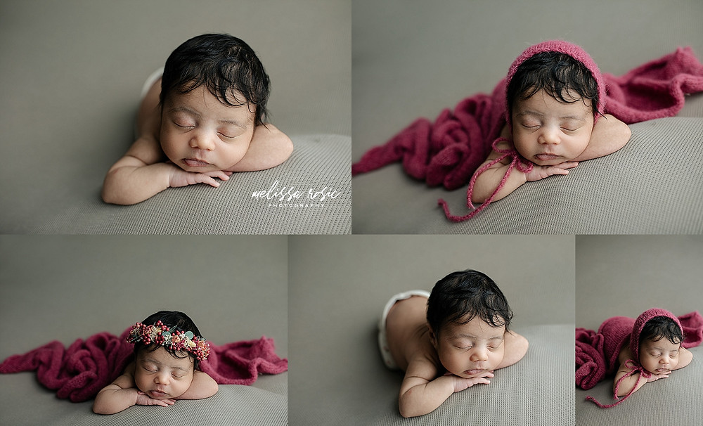 Melissa Rosic Photography | West Virginia Newborn Photographer