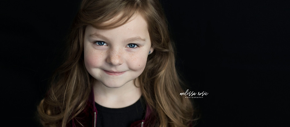 Classic Portrait Sessions | Melissa Rosic Photography, West Virginia Photographer