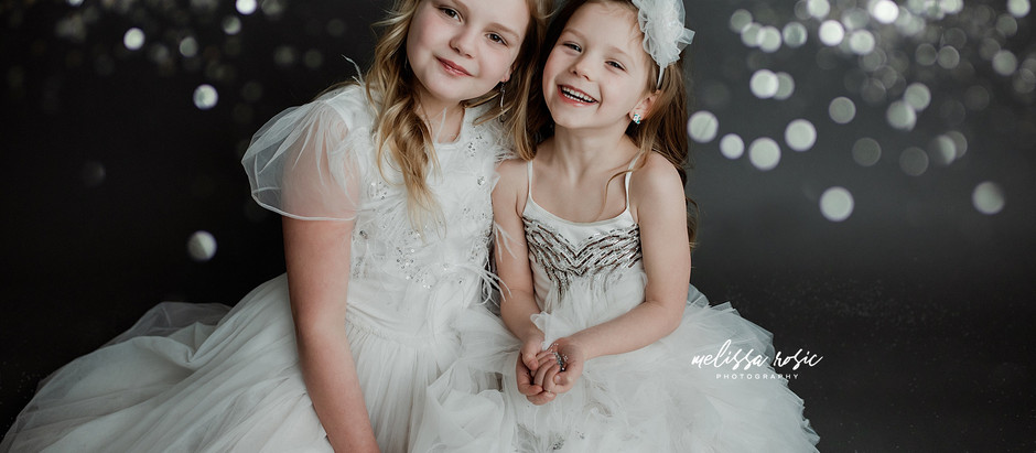 Sparkle Studio Sessions | Melissa Rosic Photography, WV Photographer