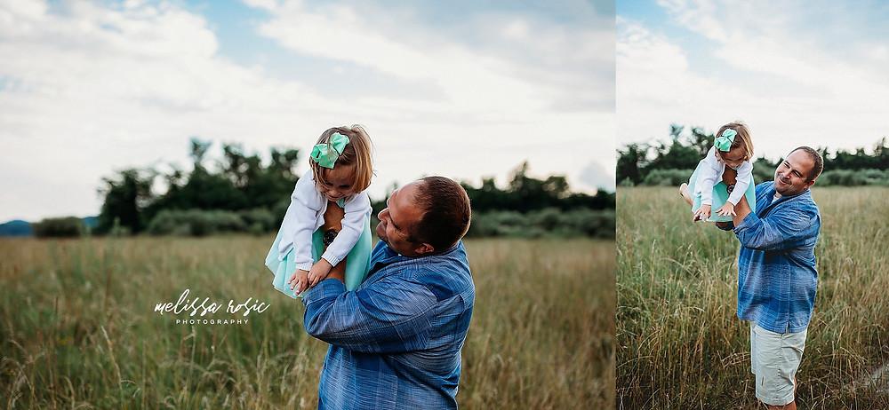 Melissa Rosic Photography | West Virginia Family Photographer