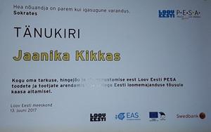 Loov Eesti - Creative Estonia