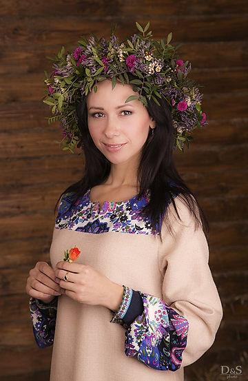 Татьяна Ухина солистка